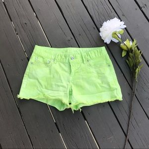Maurices Frayed Shorts